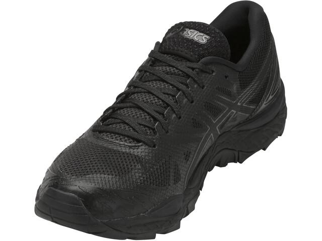 899de9c2 asics Gel-Fujitrabuco 6 G-TX Zapatillas running Mujer, black/black/phantom